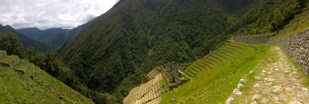 Winay Wayna, Inca Trail Contiki