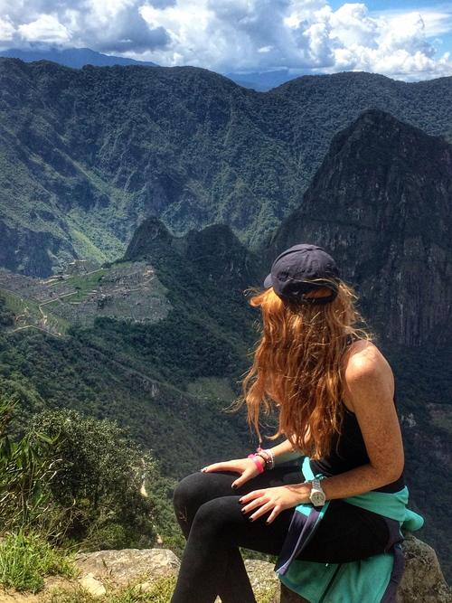 Machu Picchu, Peru, Contiki