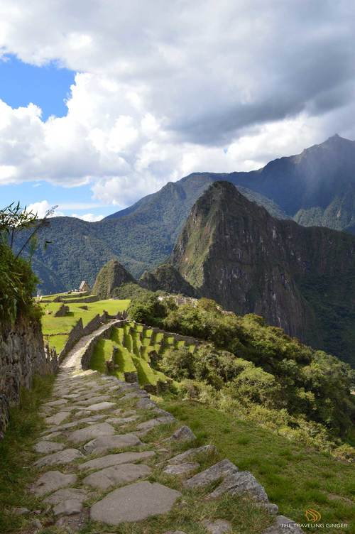 Machu Picchu, Contiki Inca Panorama