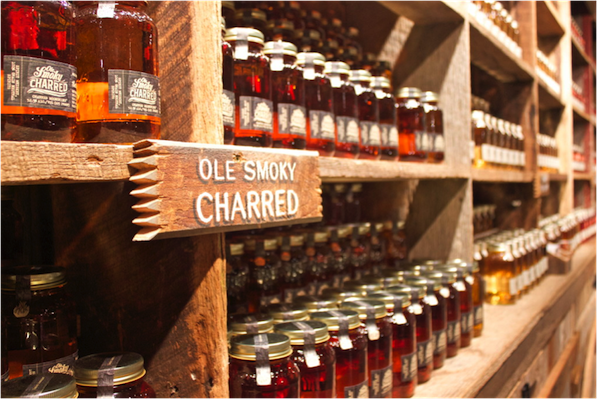 MOONSHINE DISTILLERIES BY A SOUTHERN GYPSY