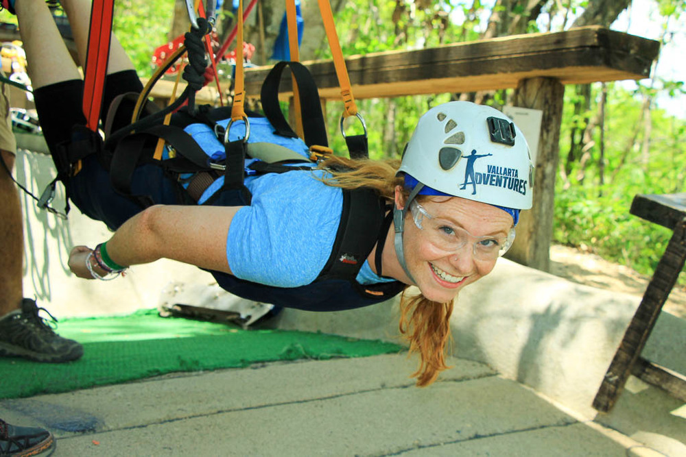 CONTIKI REVIEW: ZIPLINING IN PUERTO VALLARTA