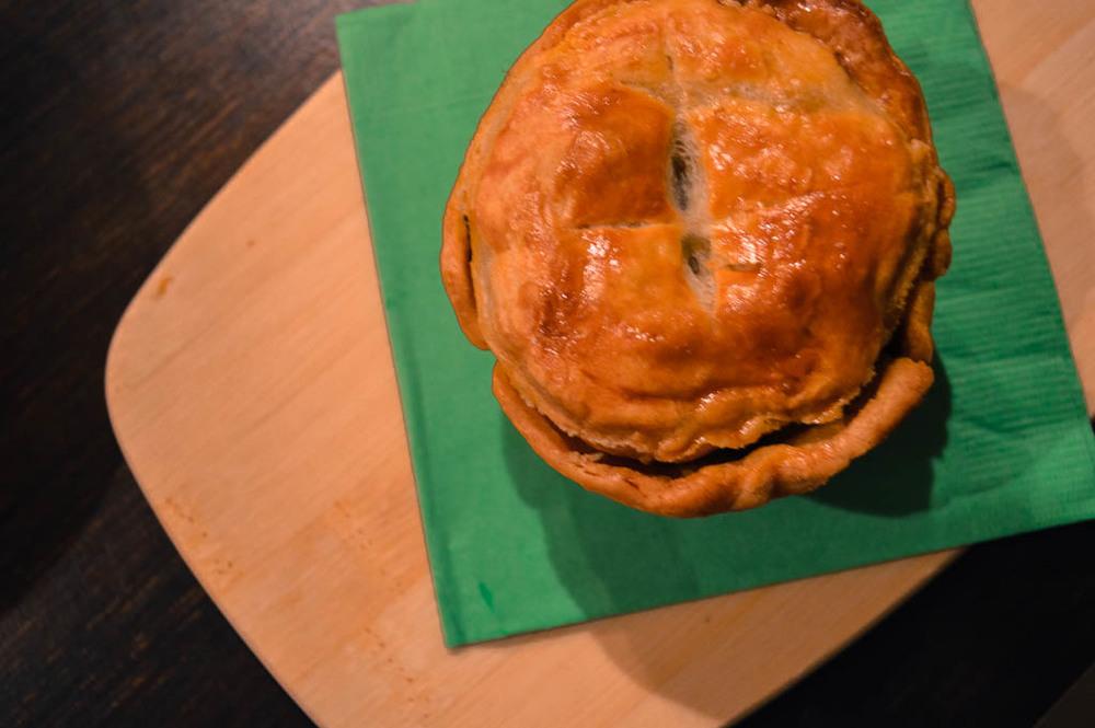 Australian Mini Meat Pie