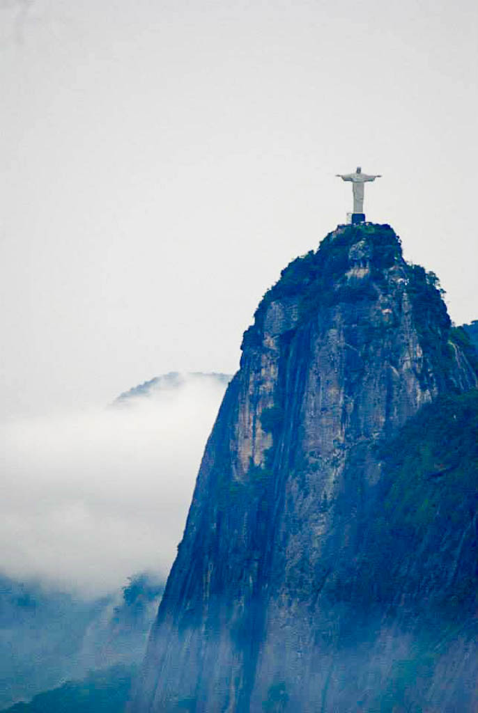 Christ the Redeemer - Photo by Amanda O'Donnell