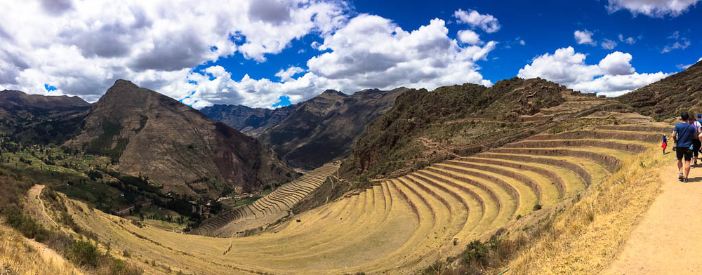 CONTIKI REVIEW PERU: PISAC IN PERU