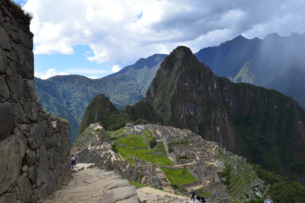 CONTIKI REVIEW INCA PANORAMA