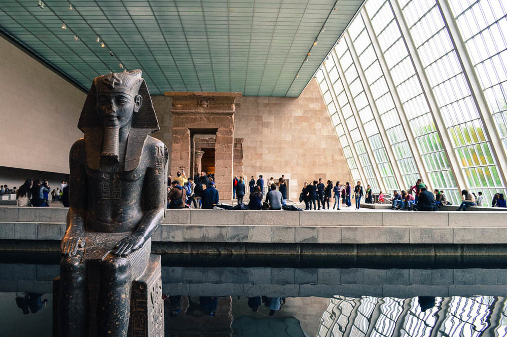 Egyptian Art in the Metropolitan Art Museum