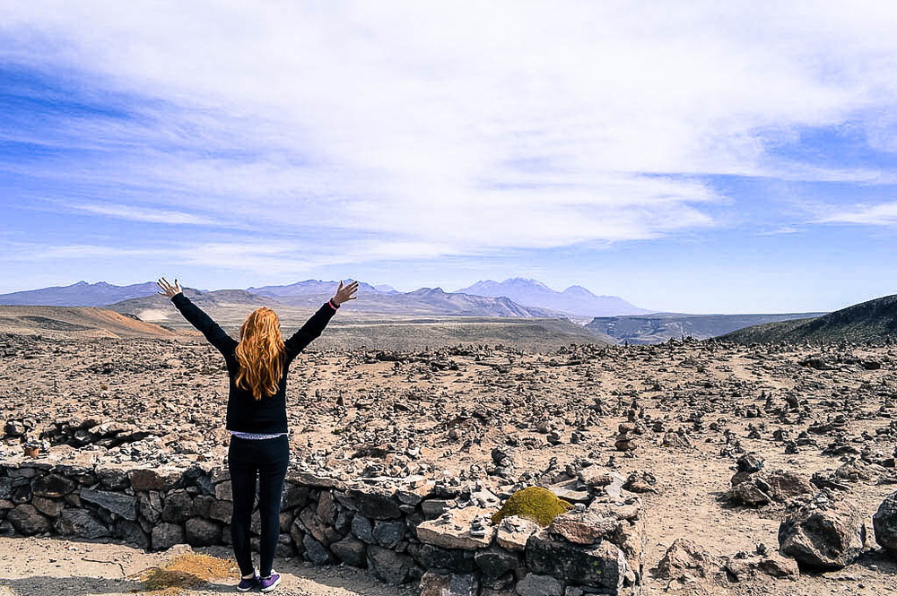 THINGS TO DO IN AREQUIPA: MIRADOR DE LOS ANDES