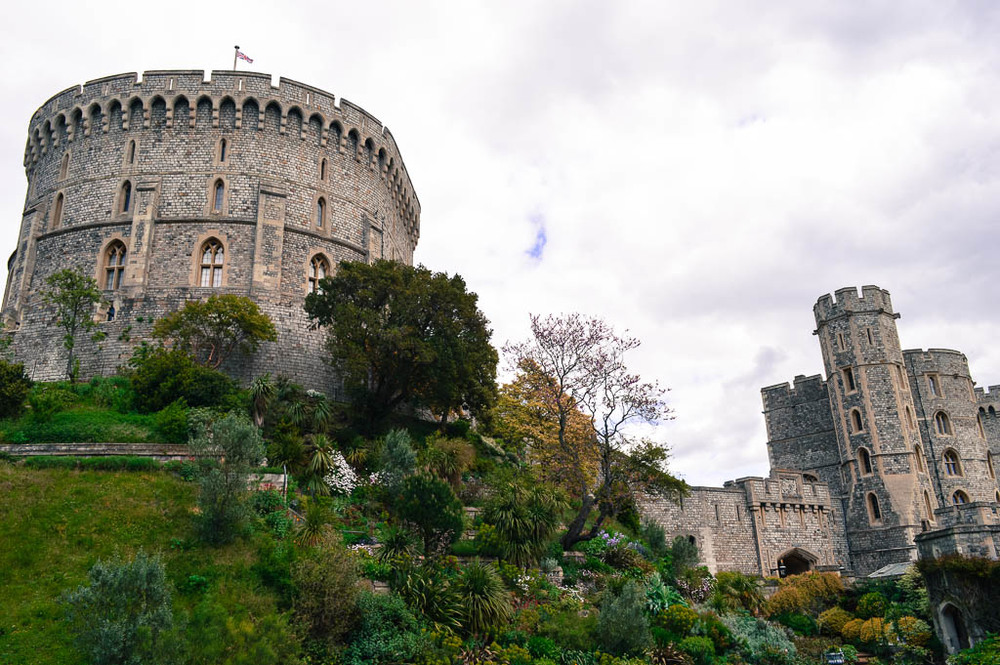 VISITING WINDSOR CASTLE IN THE UNITED KINGDOM