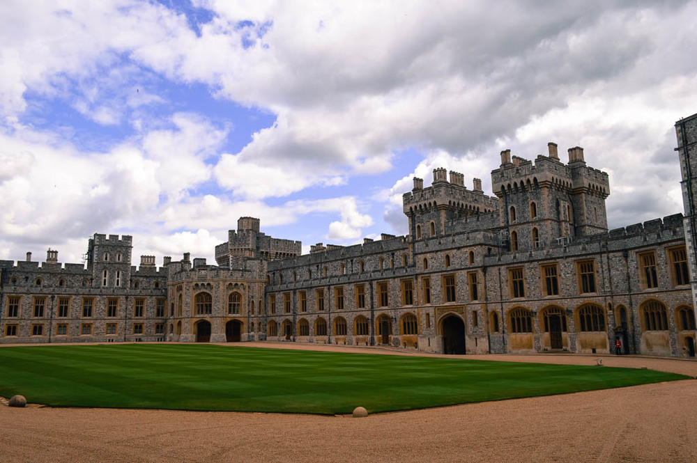 VISITING WINDSOR CASTLE, UNITED KINGDOM