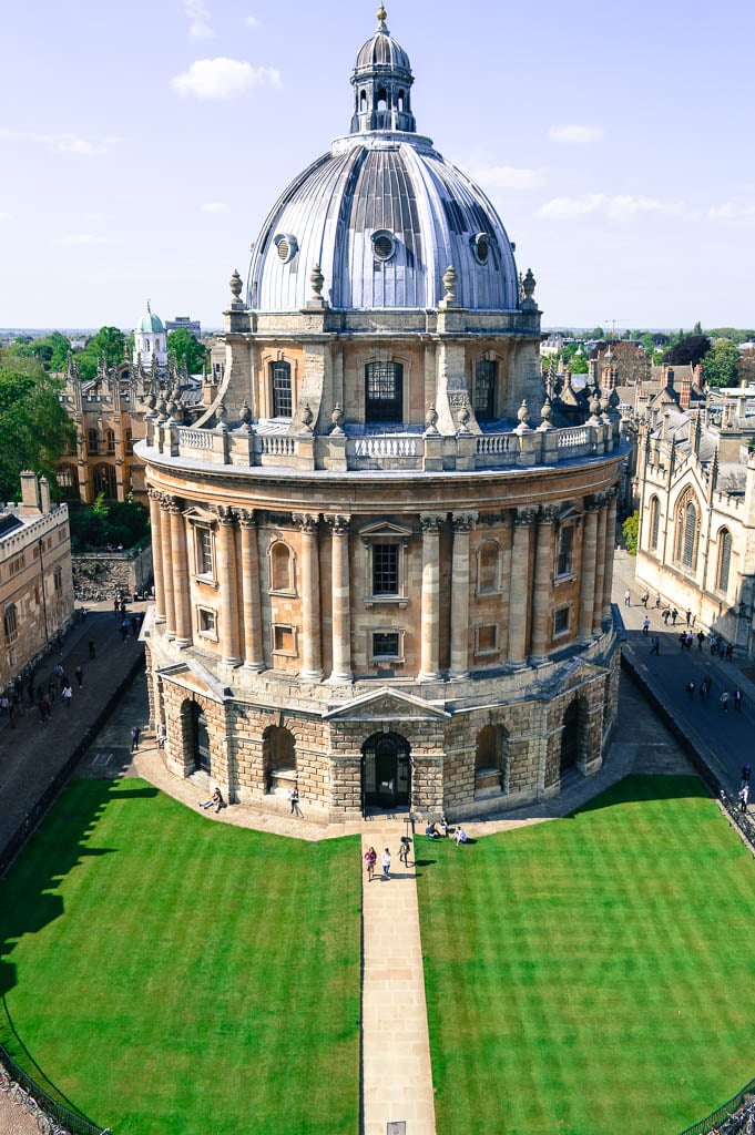 visiting oxford university, united kingdom