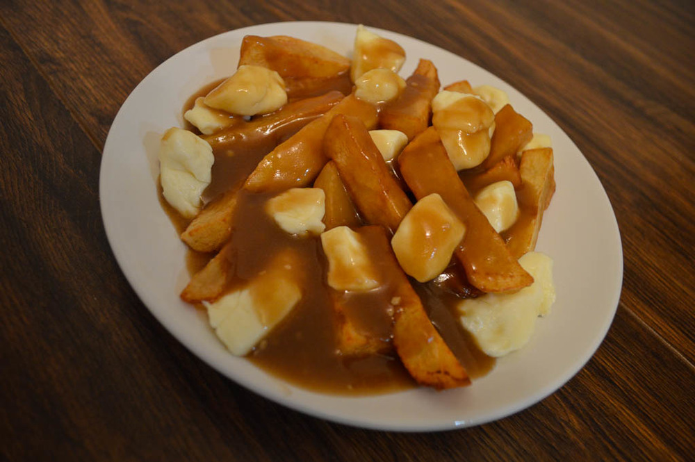 Recipe for Canadian POUTINE