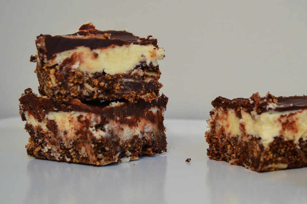 Recipe for Canadian Nanaimo Bars