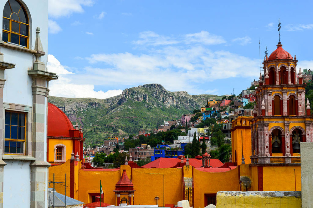 WWALKING TOUR AND THINGS TO DO IN GUANAJUATO, MEXICO