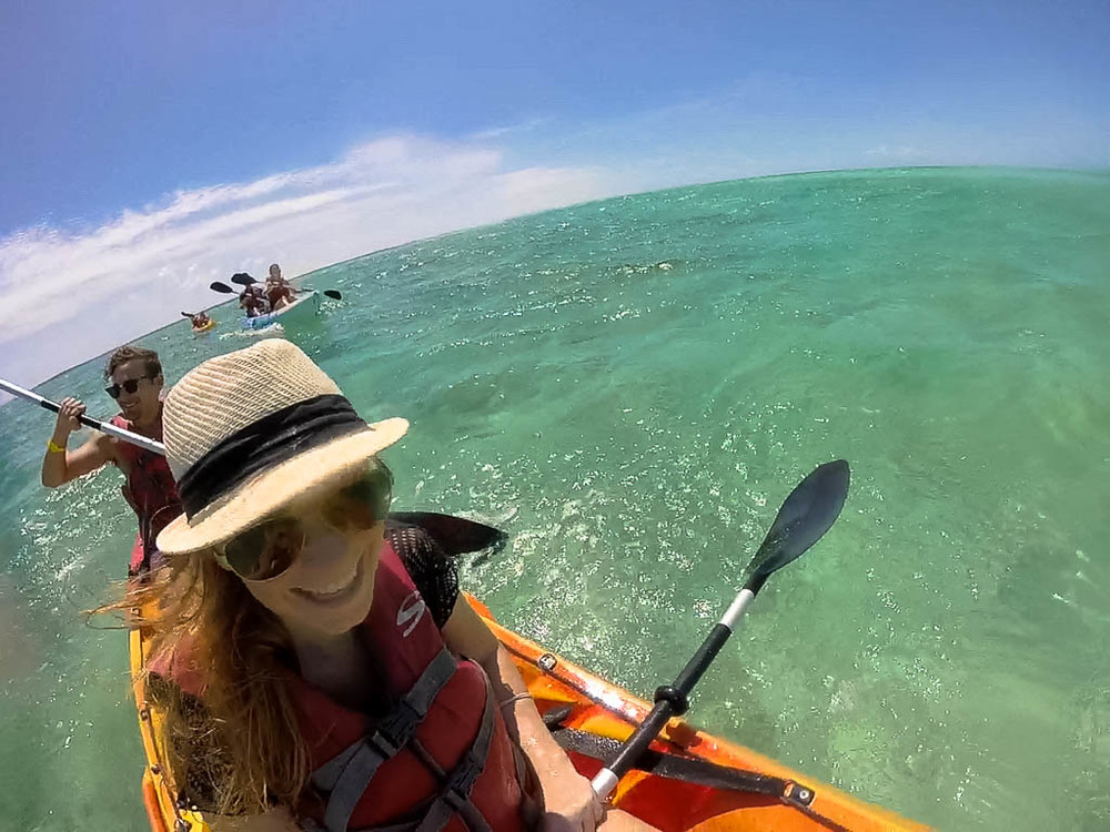 Things to do in Nassau: kayak