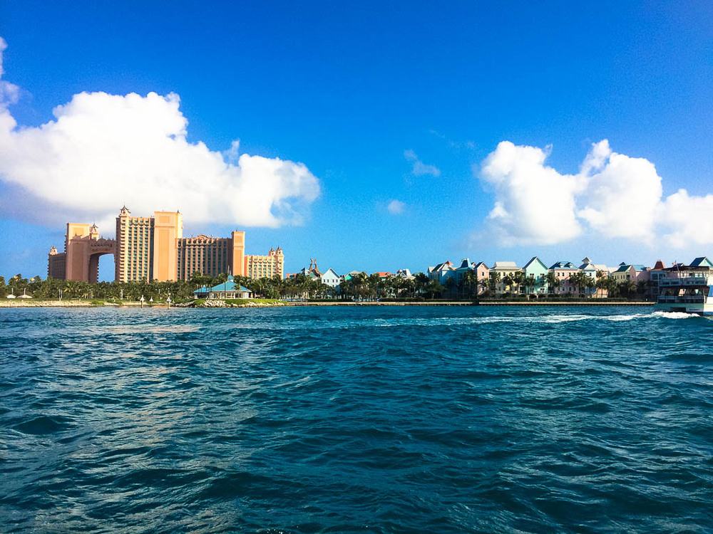 things to do in nassau: atlantis and paradise island