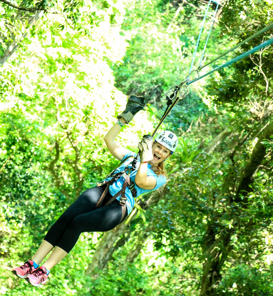 THINGS TO DO IN PUERTO VALLARTA MEXICO: ZIP LINING