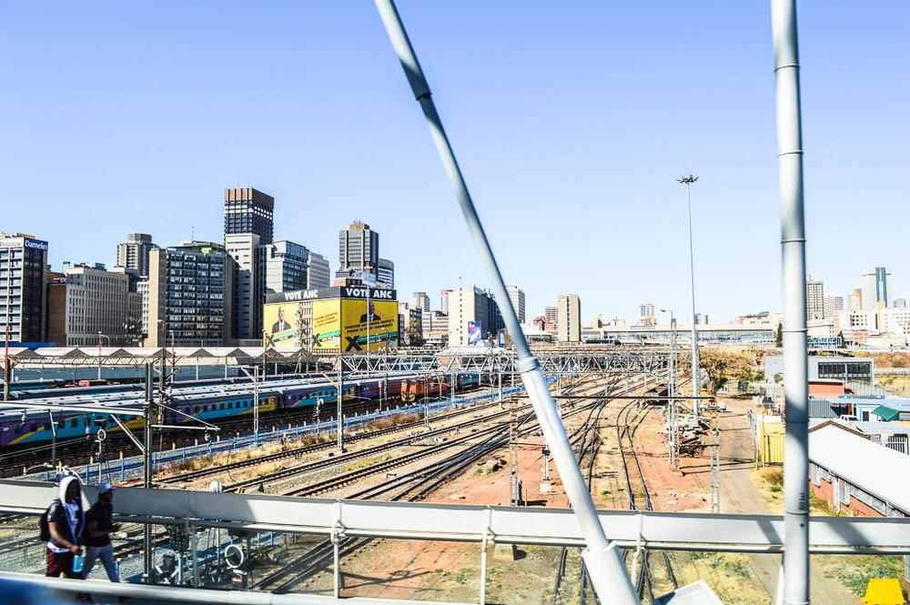 Park Station, Johannesburg