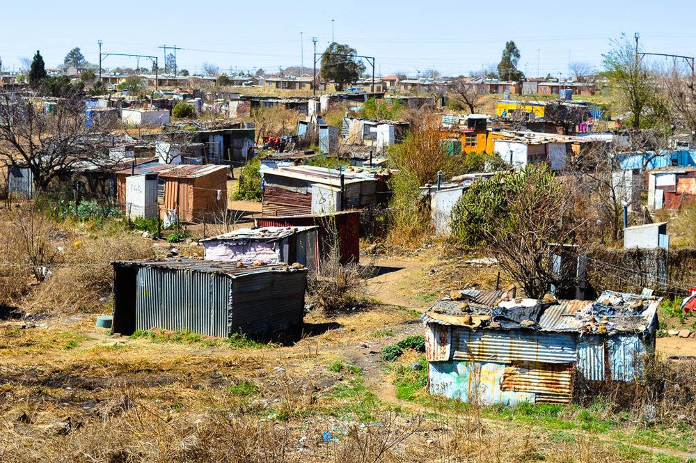 Scenes of Soweto