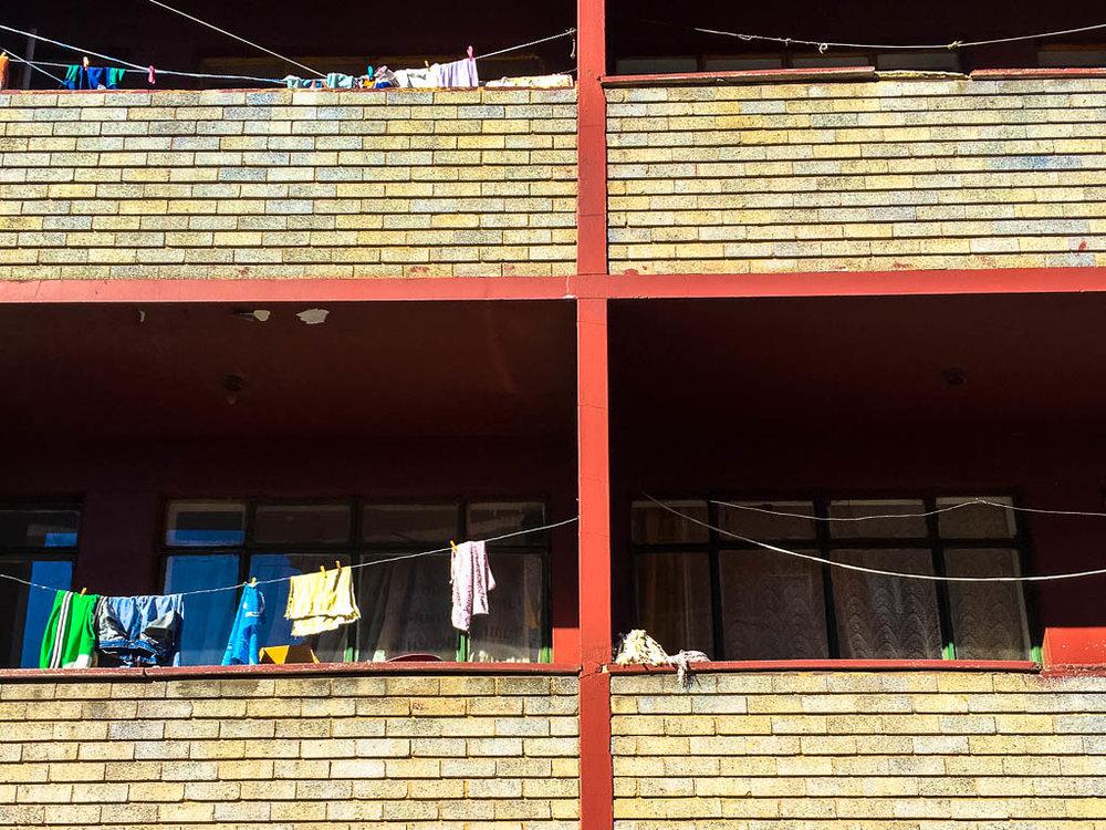 Jozi Inner-City Apartments