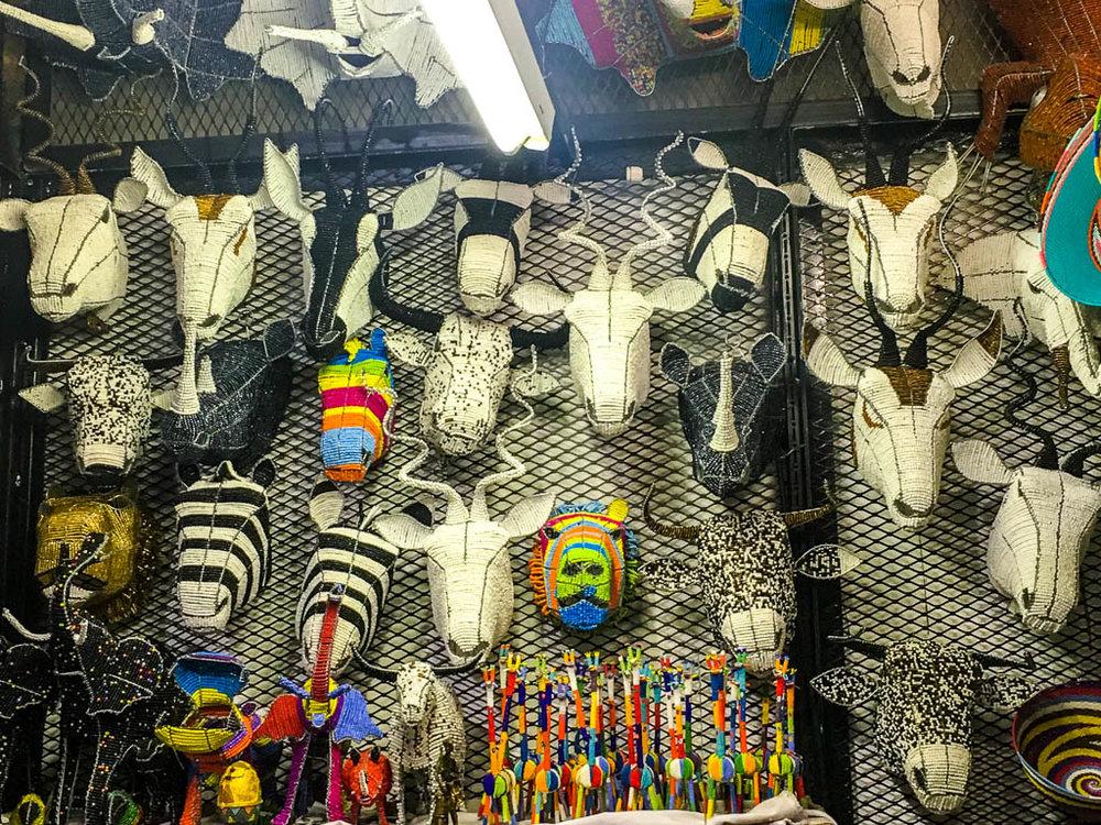 Rosebank's African Market
