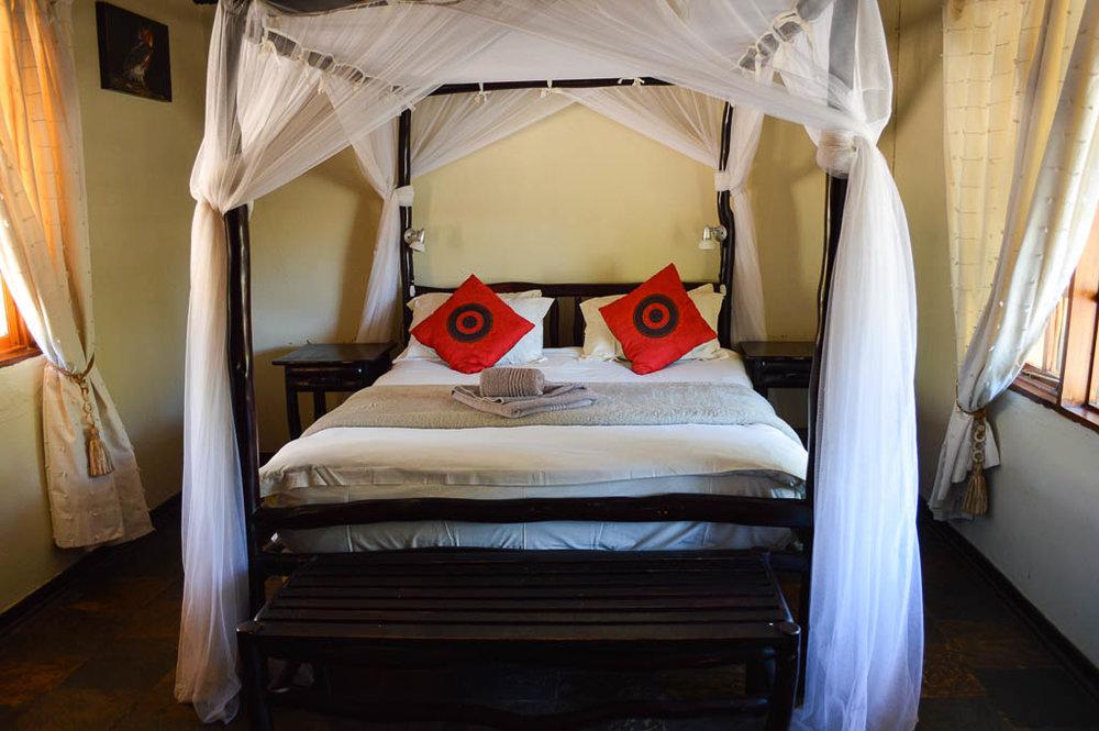 Thornhill Safari Lodge Standard Double Room
