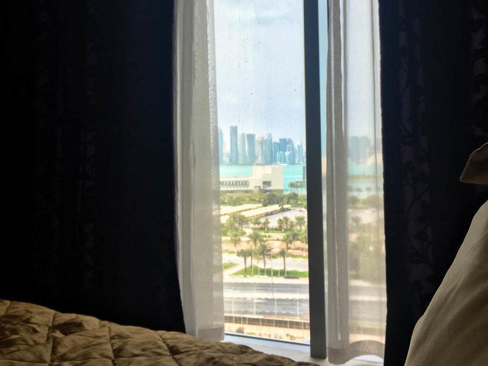 SARAYA CORNICHE HOTEL REVIEW, DOHA QATAR