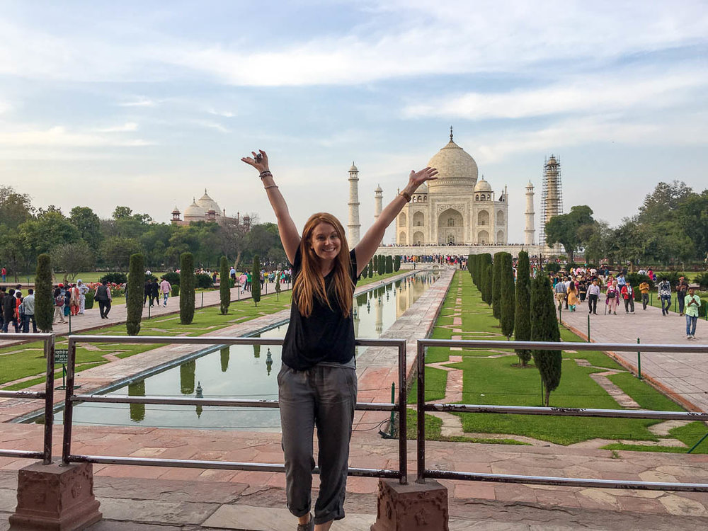 WHAT TO WEAR AT THE TAJ MAHAL: TIPS FOR THE TAJ MAHAL