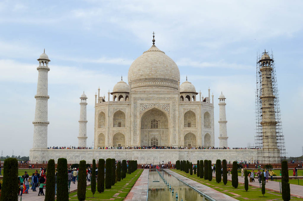 TIPS FOR TAJ MAHAL VISIT