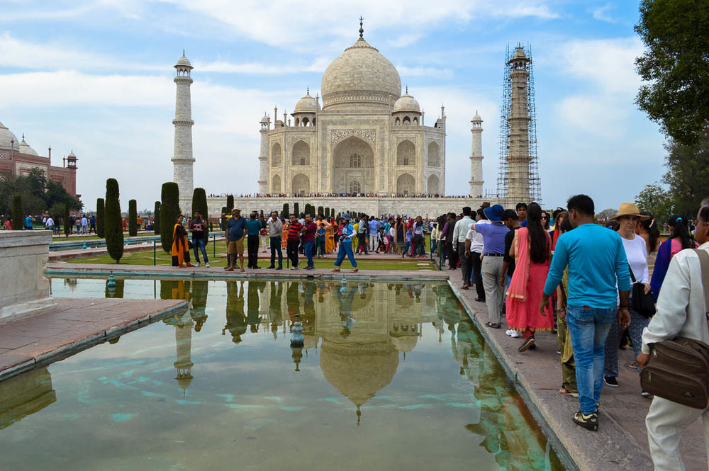 TIPS FOR A VISIT TO THE TAJ MAHAL