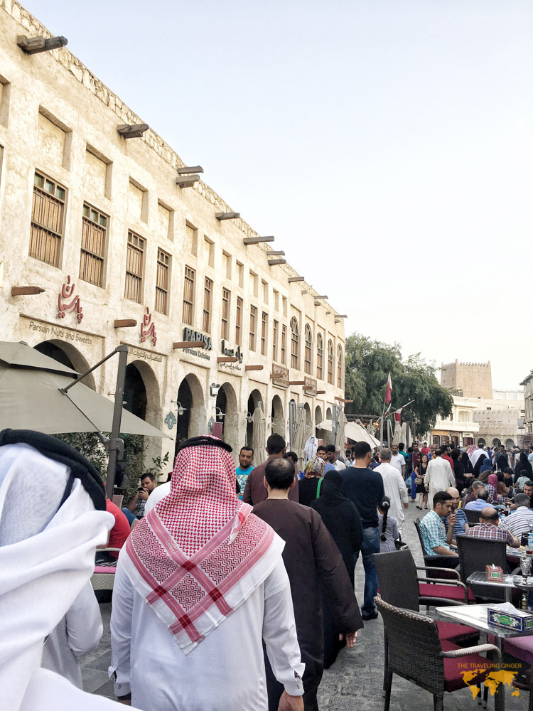 VISIT THE SOUQ WAQIF ON A LAYOVER IN DOHA QATAR