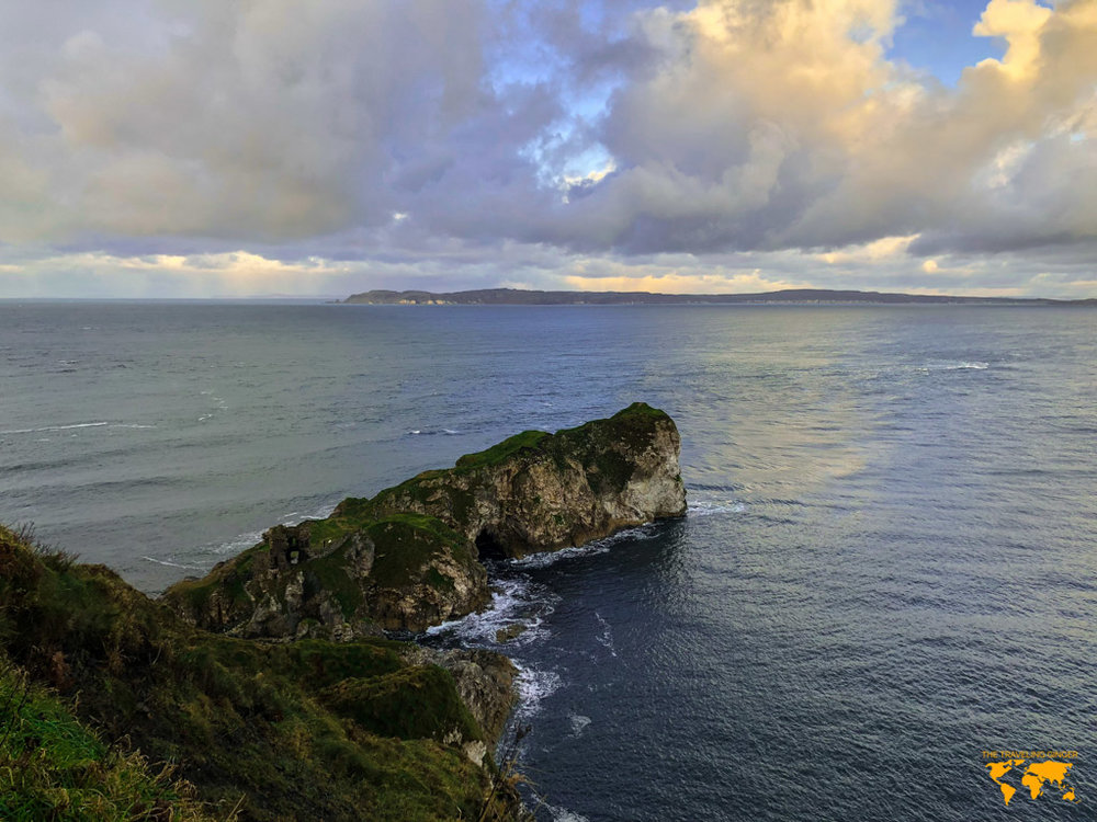 THINGS TO DO IN NORTHERN IRELAND: EXPLORE KINBANE CASTLE