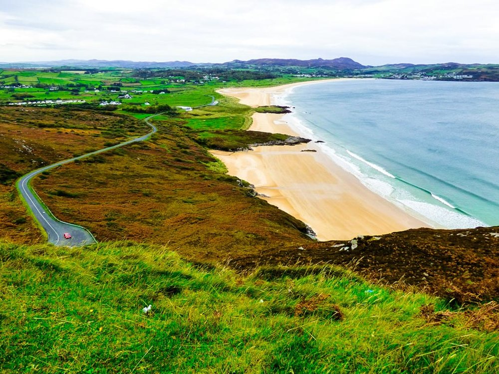 things to do in northern ireland: drive the coastal causeway