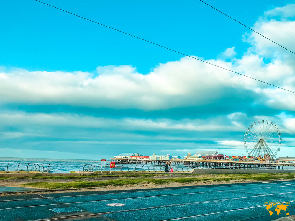 things to do in blackpool: blackpool pier