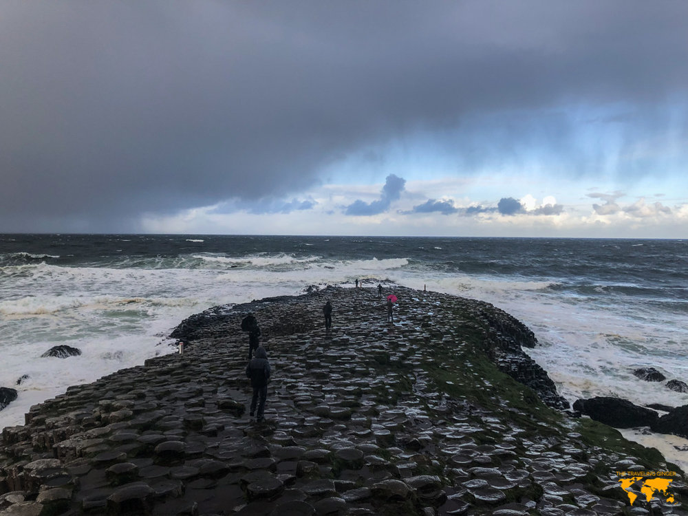 THINGS TO DO IN NORTHERN IRELAND: GIANT'S CAUSEWAY