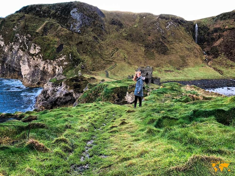 Things to see in Ireland: Kinbane Castle