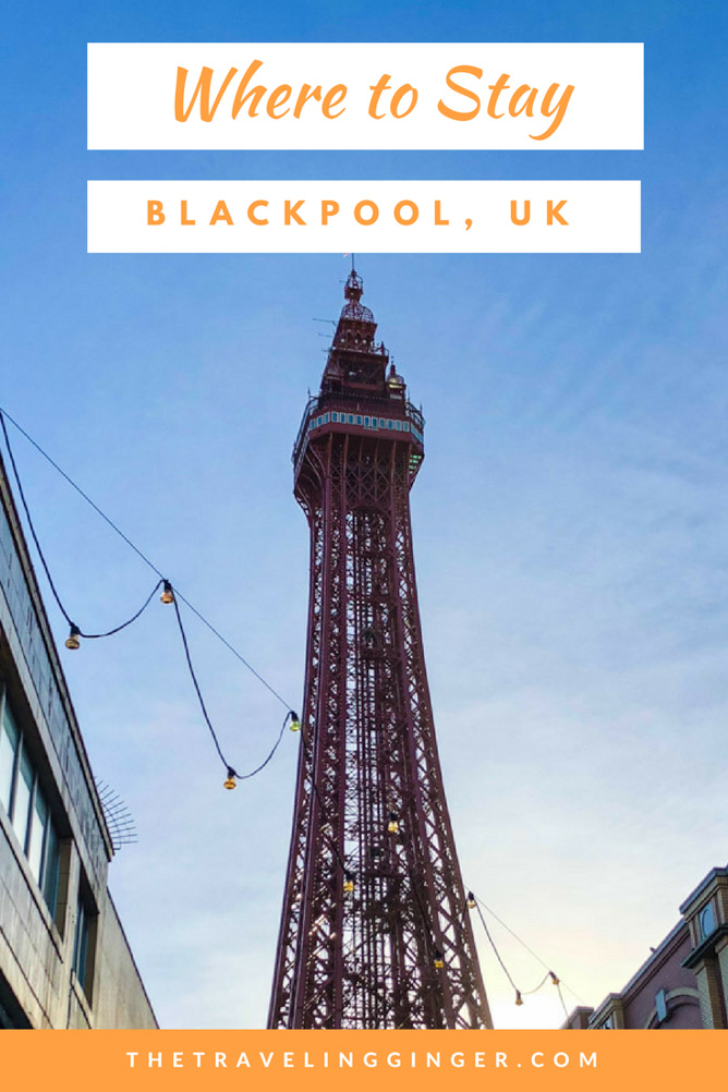 hotel in blackpool