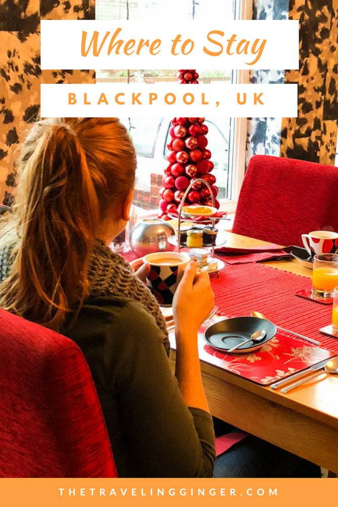 where to stay in blackpool