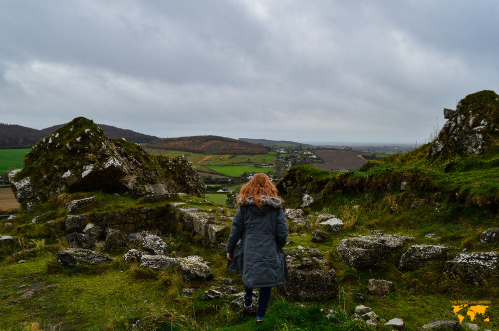 EXPLORE ROCK OF DUNAMASE IRELAND