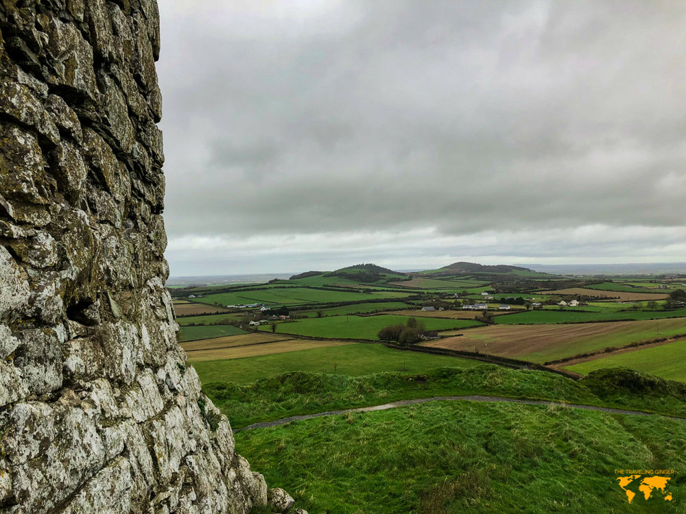 VIEWPOINT AT ROCK OF DUNAMASE