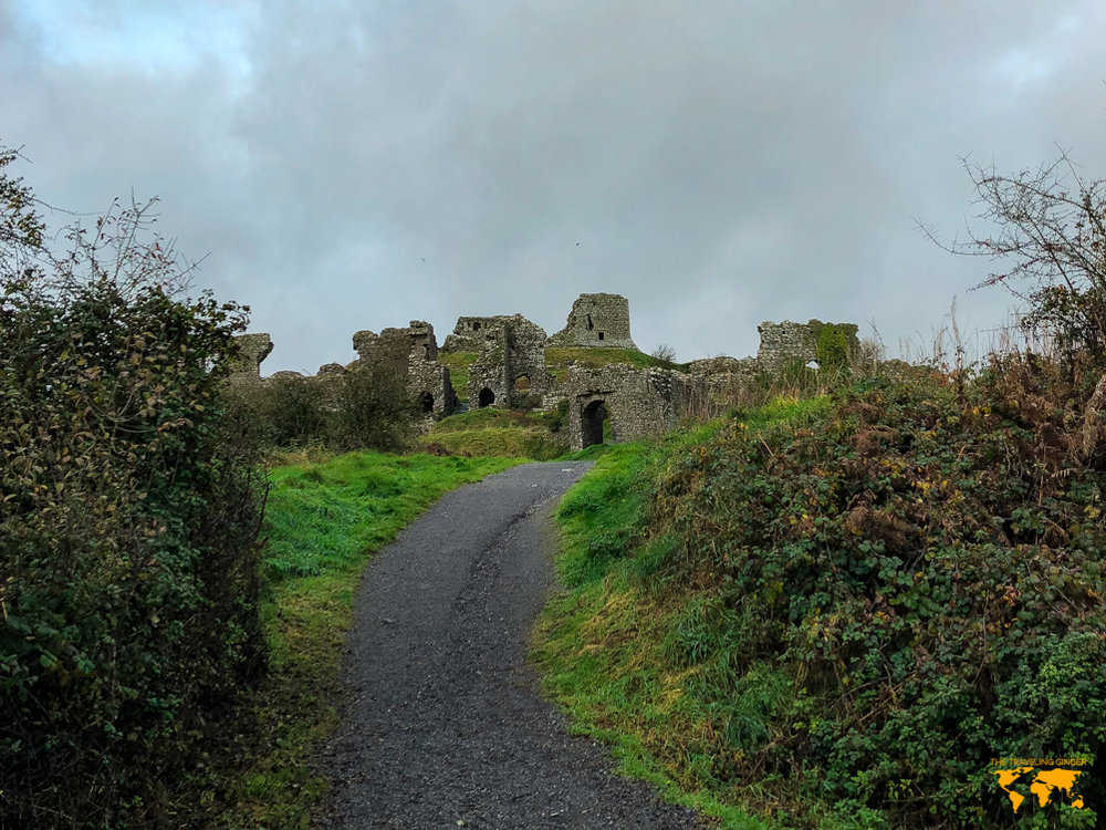 HISTORY OF THE ROCK OF DUNAMASE, IRELAND