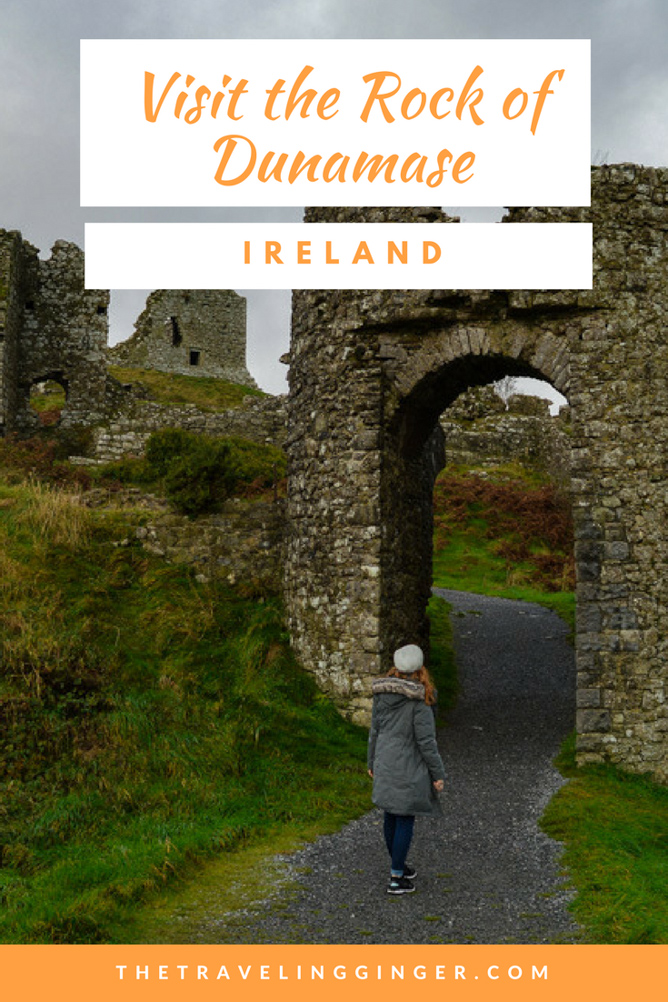 Visit Rock of Dunamase