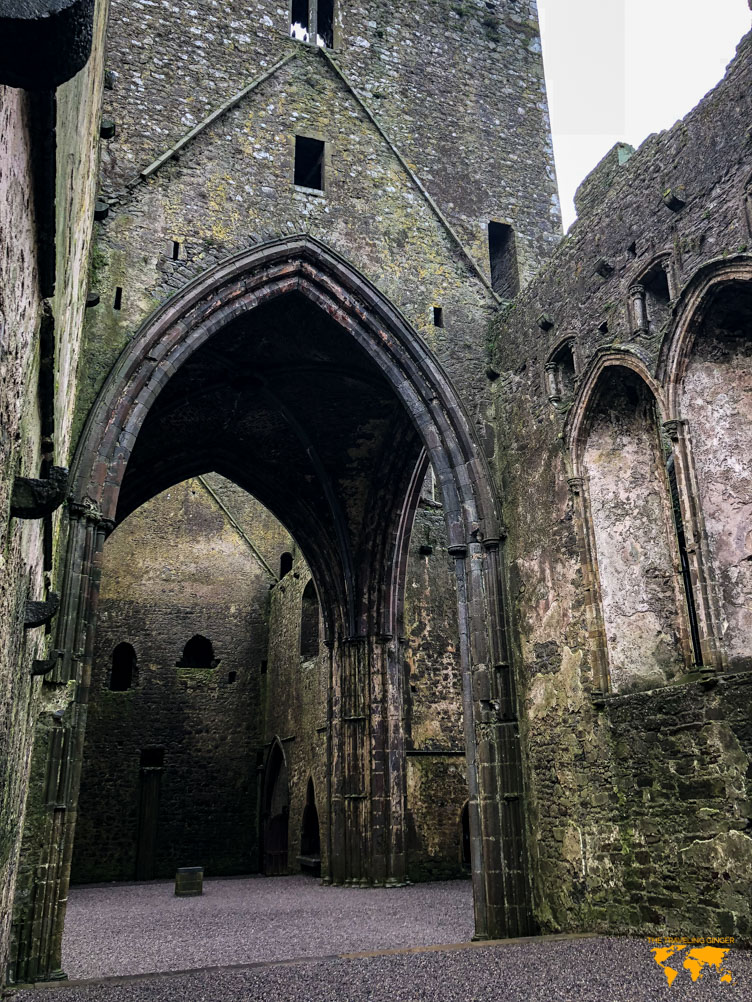 visit rock of cashel, ireland