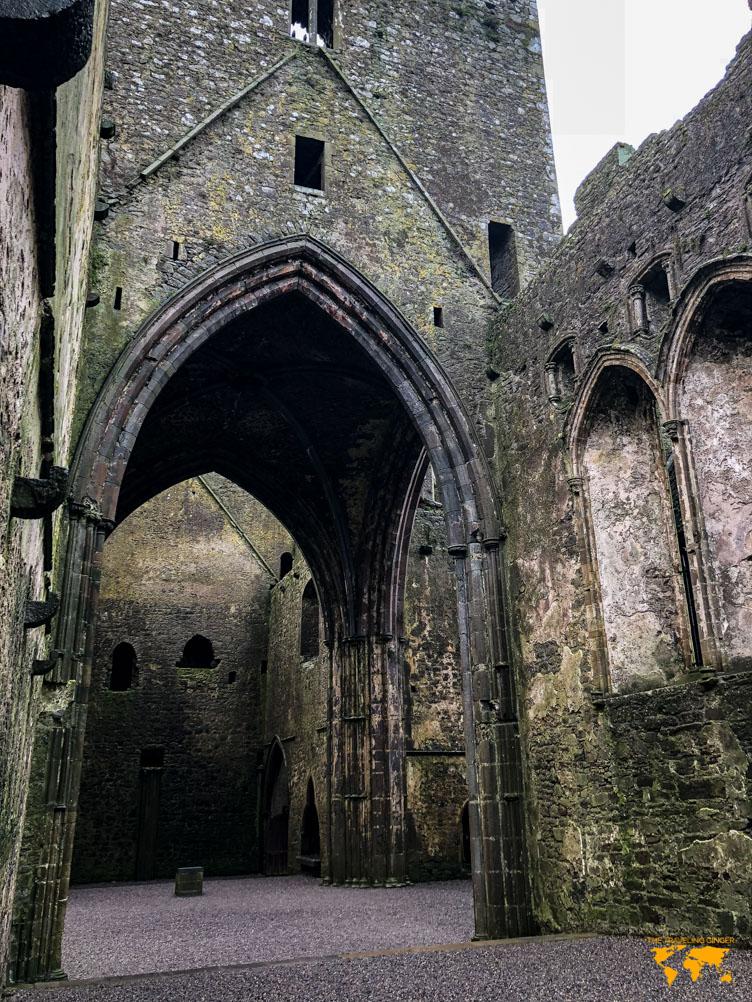 visit rock of cashel, ireland