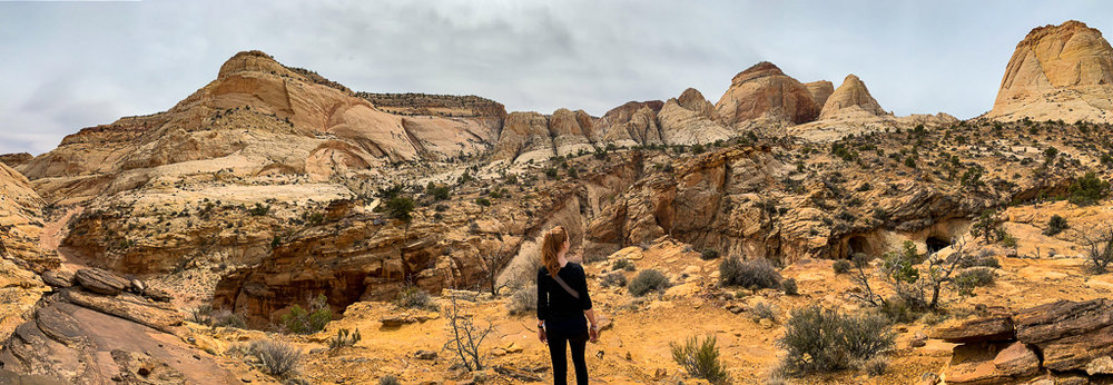 UTAH ROAD TRIP ITINERARY CAPITOL REEF NATIONAL PARK