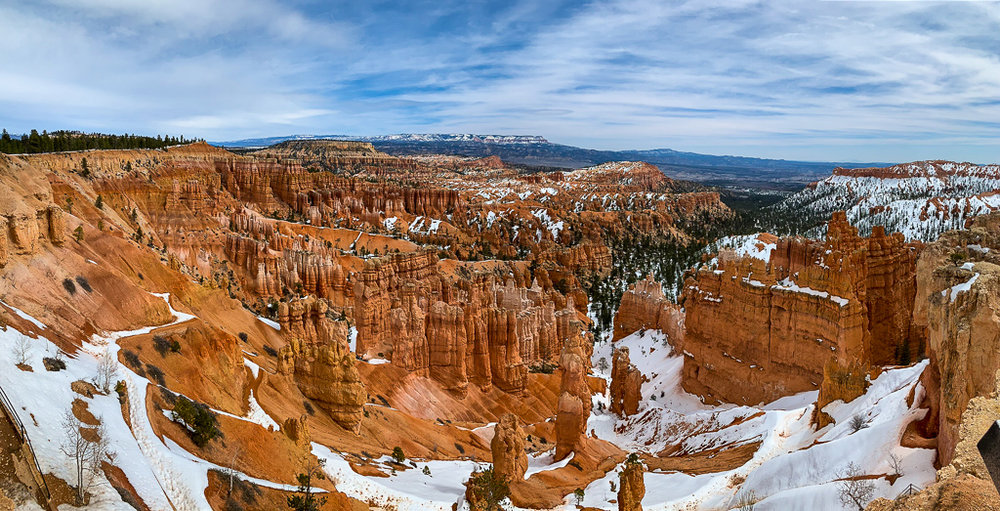 UTAH ROAD TRIP BRYCE CANYON NATIONAL PARK