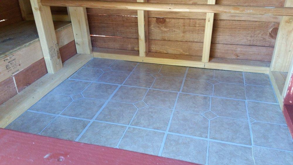 protective floor