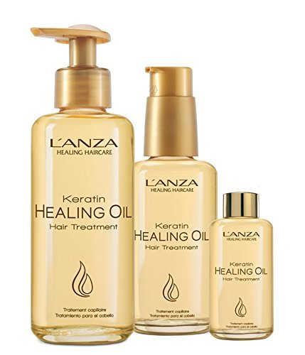 LANZA KERATIN HEALING