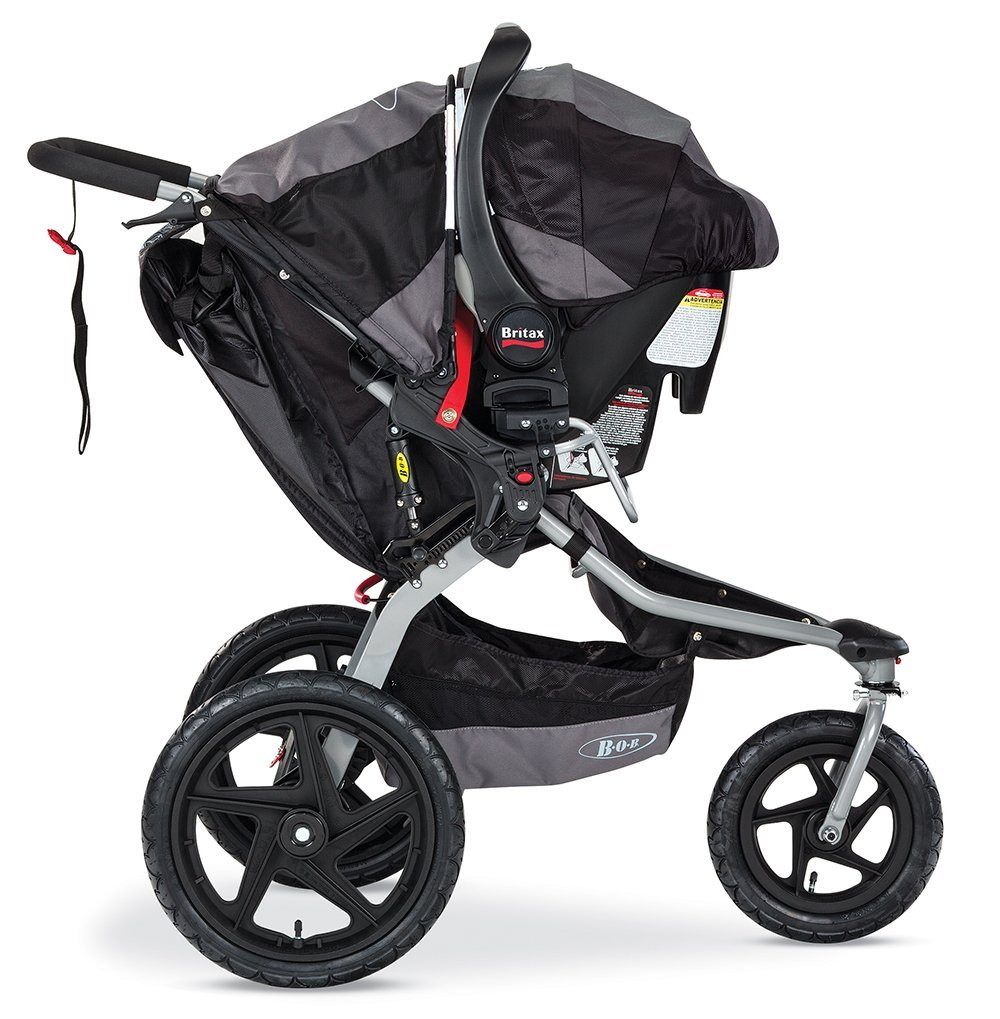 Britax & BOB Travel System