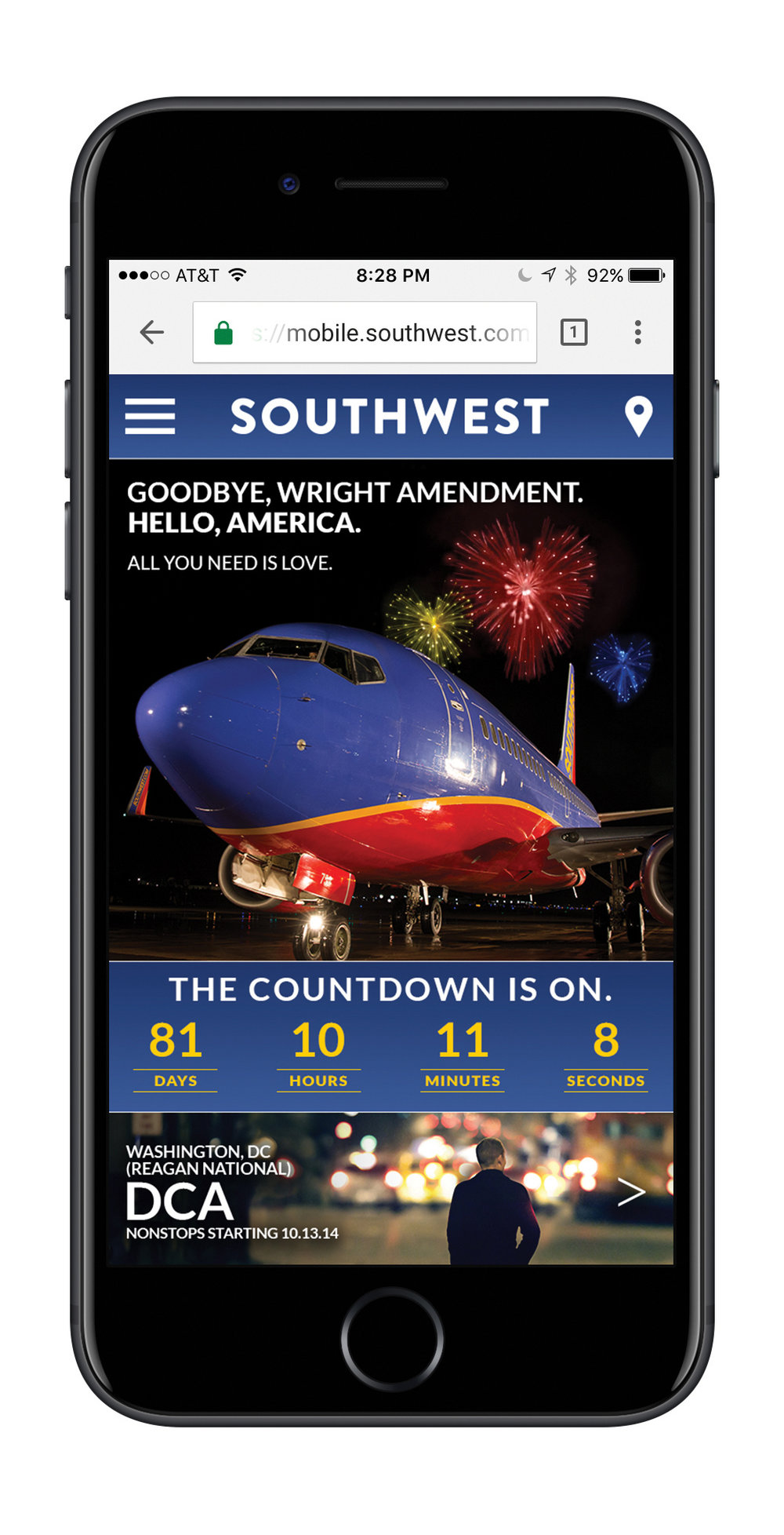 Southwest App 1