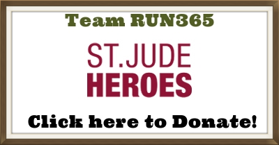 RUN365 St Jude Heroes Team